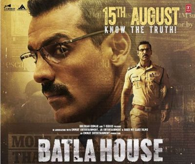 Another new poster of Batla House shared by John Abraham