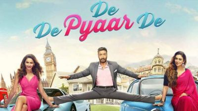 Ajay's 'De De Pyaar De' ready to be a super hit!