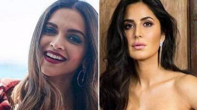 Katrina levels up with Deepika with 7 films crossing 100 crores!