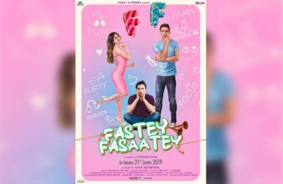 Movie Review: 'Fastey Fasaatey' will land you in a situation of money waste!