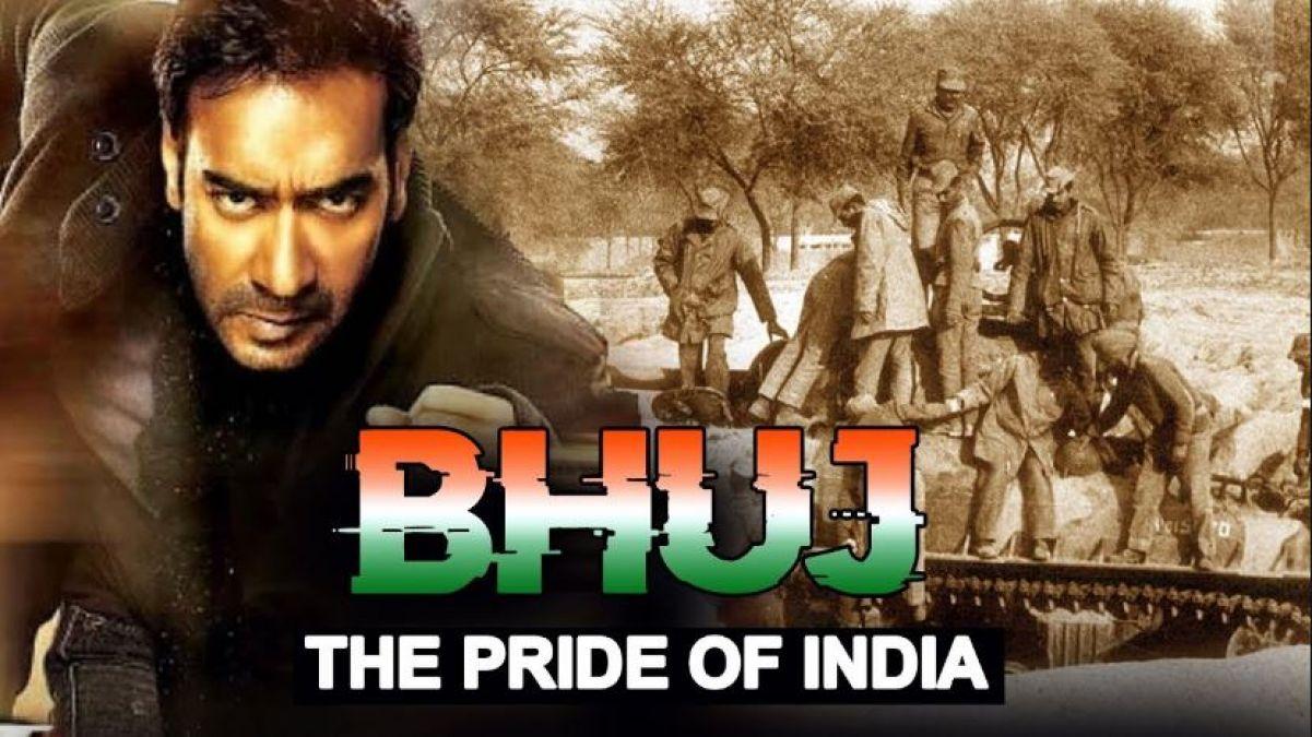 Ajay Devgan commences 'Bhuj' Shooting