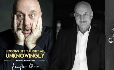 Anupam Kher's autobiography Will Be Released On This Day