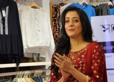 Raima Sen is all excited for 'Alia Basu Gayab Hai', see first look!