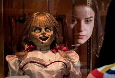Annabelle's horror story succeeds in impressing viewers!