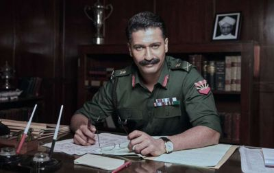 This Actor will appear in the role of Field Marshal Sam Manekshaw; unrecognizable!