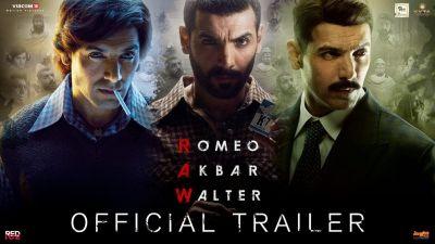 RAW Trailer : देश के लिए रखे तीन खतरनाक रूप, रोंगटे खड़े कर देगा जॉन की फिल्म का ट्रेलर