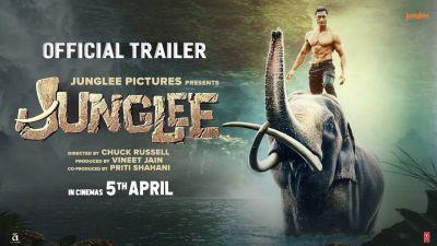 Junglee Trailer : एक बार फिर से धमाकेदार एक्शन में नज़र आये विद्युत