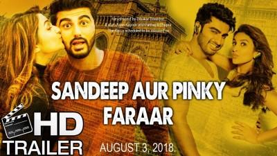 First song of film 'Sandeep Aur Pinky Farar' released