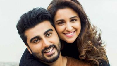 Release date of Arjun and Parineeti's film