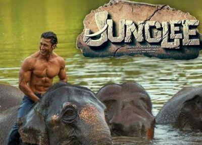 Junglee movie review : धाकड़ एक्शन के दीवाने हैं तो दिल जीत लेगी फिल्म