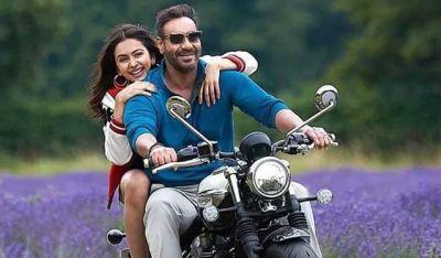 दे दे प्यार दे : 4 दिन में 46 करोड़, खूब प्यार बटोर रही अजय-तब्बू की फिल्म