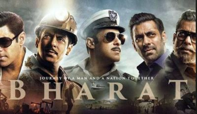 Advance booking of Salman-Katrina starrer 'Bharat' already started