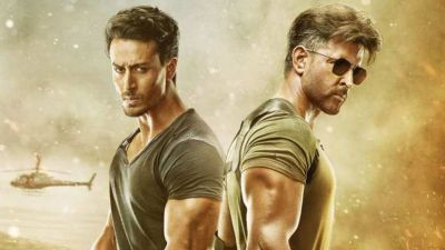 Hrithik and Tiger set the box office on fire, 'War' broke records