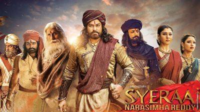 Sye Raa Narasimha reddy blockbuster at the box office, beats War in terms of earnings