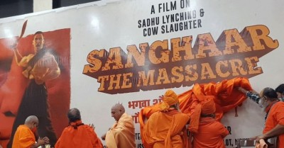 Film on 'Palghar saint mob lynching' claims to expose conspiracy in Delhi
