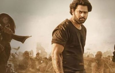 Collection: Saaho's big bang for the third day, see its collection!
