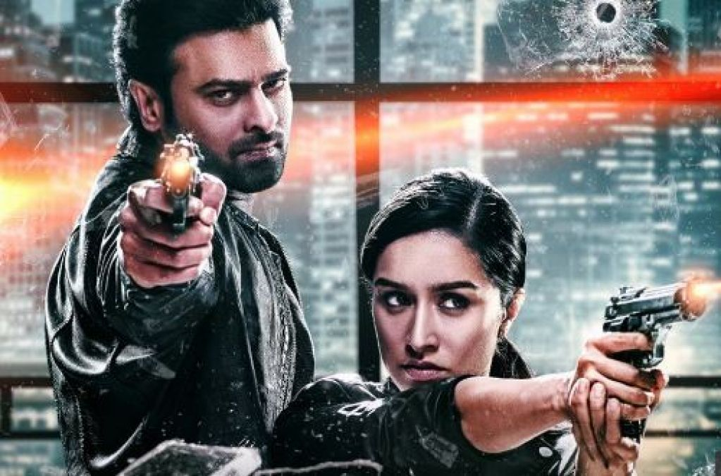 Prabhas starrer Saaho touches 109 Cr mark in 6 days