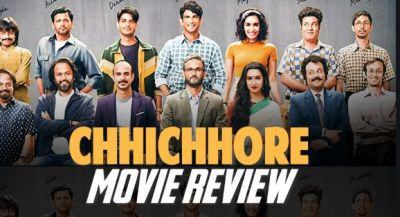 Movie Review: Chhichhore is entertaining, gives this message