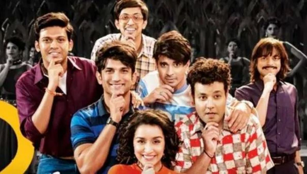 Sushant and Shraddha's 'Chhichhore' doing great at the box office, first-day collection revealed