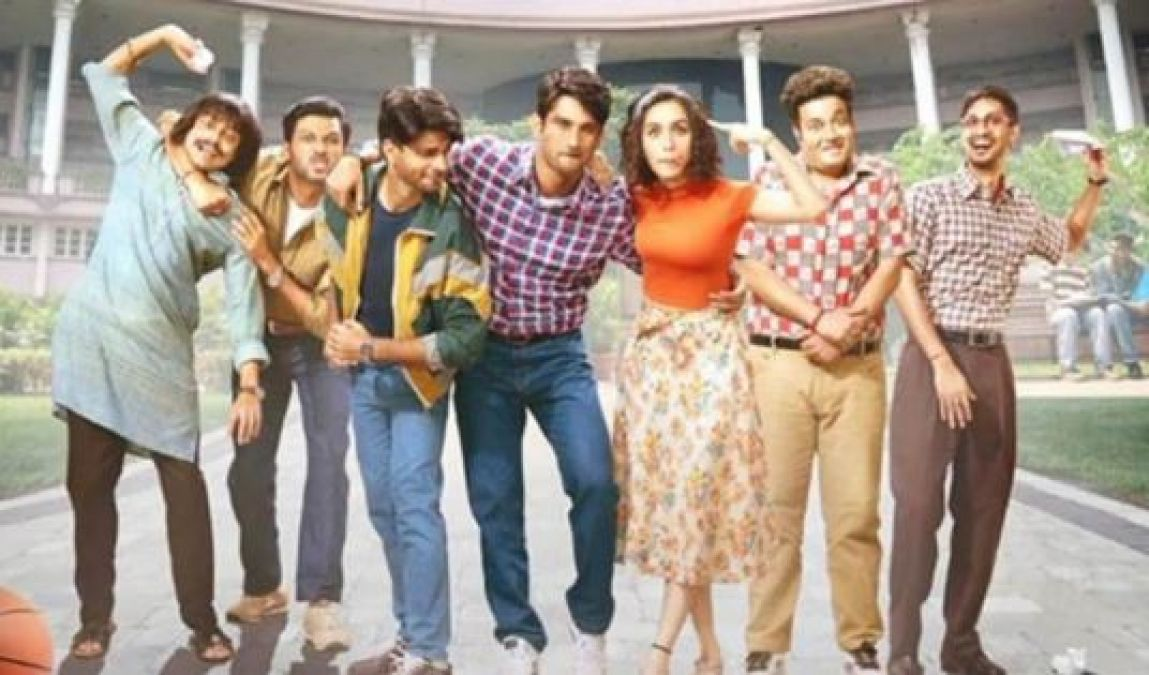 Box-office Collection: Sushant's Chichhore is all set to enter 100 crore club