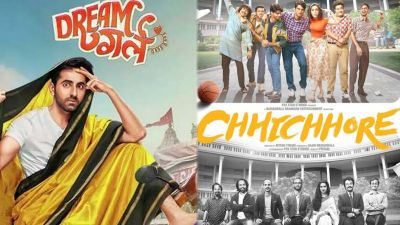 'Chhichhore' and 'Dream Girl' blockbuster at the box office, earned this much so far