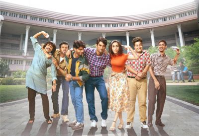 After URI- 'The Surgical Strike' and Kabir Singh, 'Chhichhore' become 'Best Third Weekend' film