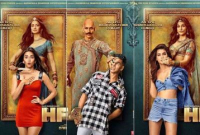 VIDEO: 'Housefull-4' trailer out, get ready for a historical fun ride