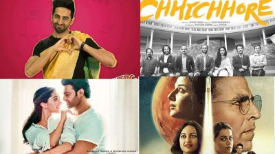 From 'Saaho' to 'Dream Girl', these 5 films are successful box office in the last one month
