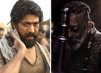 Trailer of 'KGF Chapter 2' won heart of fans, See Sanjay Dutt and Yash's look