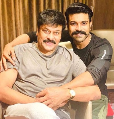 Chiranjeevi and Ram Charan are afraid of corona, made this big change in their film
