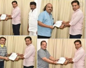 Tollywood Music Company donate this much for Corona victims