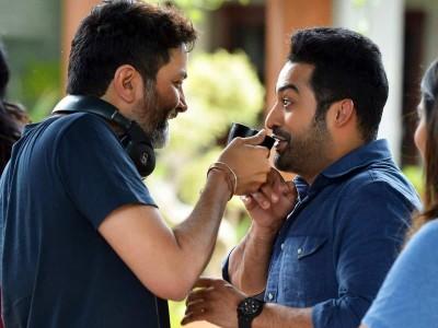 Junior NTR and Trivikram film closed due to ego clash