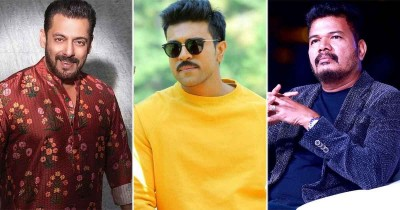 Salman Khan's entry in Ram Charan and Shankar's next movie to play a stunning role