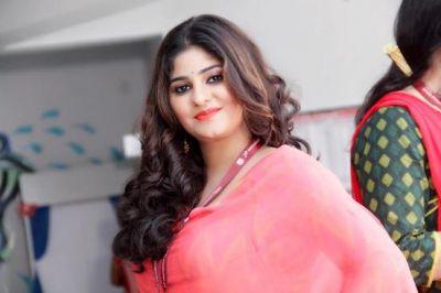 Neha Shree busy in Film producing