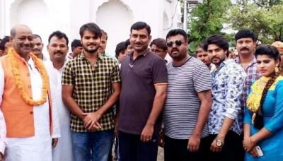 'Arvind Alone Kallu' first schedule of the film completed