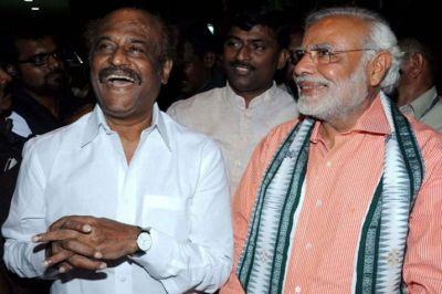 रजनीकांत ने अनुच्छेद 370 हटाने का किया समर्थन, मोदी-शाह को लेकर कही यह बात
