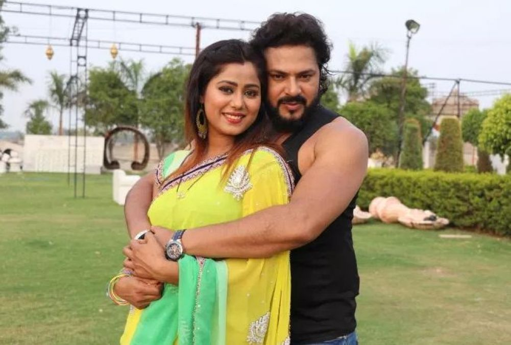 The much-awaited Bhojpuri film will have the romantic chemistry of Prince Singh and Rupa Singh