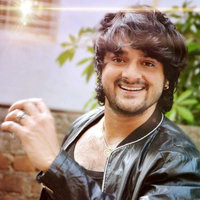 'Gaurav Jha' is busy in shooting this film, know the beautiful location of the film!