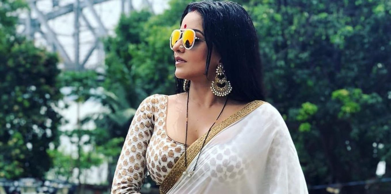 Monalisa wreaked havoc with her dance once again, fans said this!