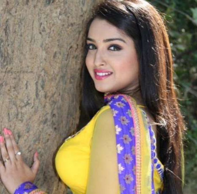 Amrapali Dubey shares many things about her personal life, the big secret that came to light!