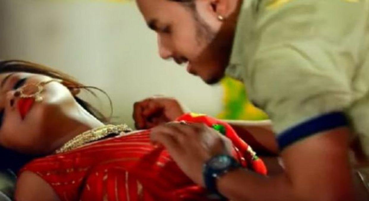 भोजपुरी बोल्ड सांग 'चोलिया में होला गुदगुदी' है शानदार, यहां देखे वीडियों