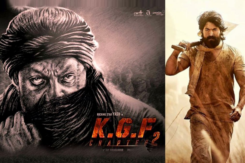 KGF Chapter 2': Shooting halted after court order 1 | News