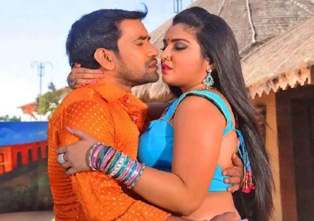निरहुआ-आम्रपाली ने बढ़ाई दर्शकों के दिलों की धड़कन, सामने आया 'निरहुआ हिंदुस्तानी 3' का फर्स्ट लुक