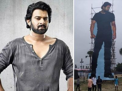 Saaho: Fan died while hanging Prabhas' banner at the theatre