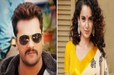 Bhojpuri superstar Khesari's lashes out at Kangana Ranaut, says' I don't understand anything about Kangana'