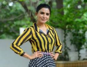 Tollywood actress Samantha says: