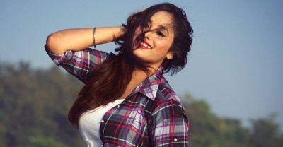 Rani Chatterjee sweats in gym, watch video here