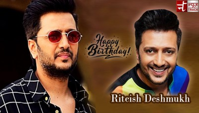 Birthday: Riteish Deshmukh rocks Bollywood as well as Marathi industry