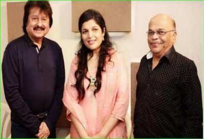 Ghazal singer Pankaj Udhas is making Marathi musical debut with this song