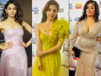 These Malayalam actresses reach Yamaha Fascino Filmfare Awards